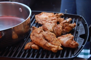 Monadnock Oil and Vinegar - CAJUN LIGHTNING CHICKEN BARBECUE