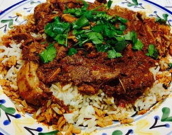 Chicken Mole Picture