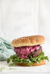 Lamb Burgers Picture