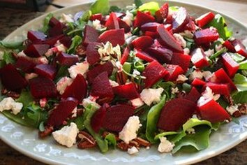 Beet w/Goat Cheese Picture