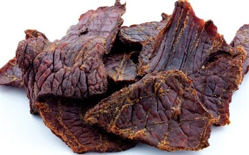 Elderberry Beef Jerky Picture