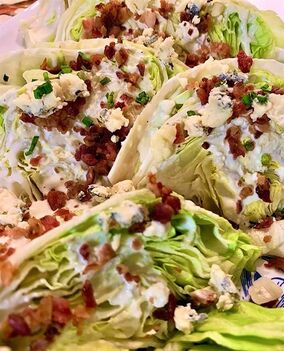 Wedge Salad Picture